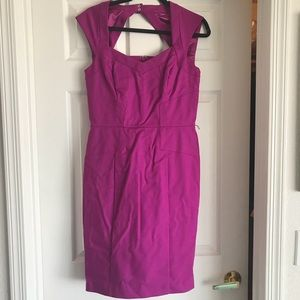 Brand new fuchsia dress